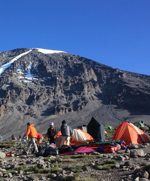07 Days Mt Kilimanjaro Climb Machame Route