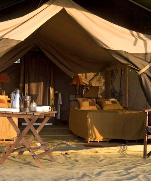 4 Days Masai Mara Lake Nakuru Camping Safari
